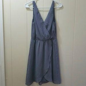 H&M Sleeveless Wrap Dress
